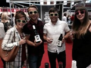 Livin' The Live at the Tesco Wine Fair