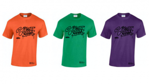45RPM t-shirts