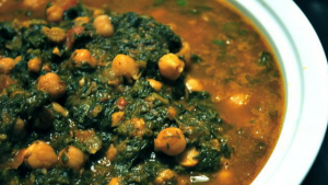 Channa Saag - Hungry Desi