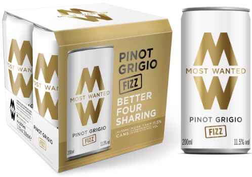 Pinot Grigio Fizz Cans